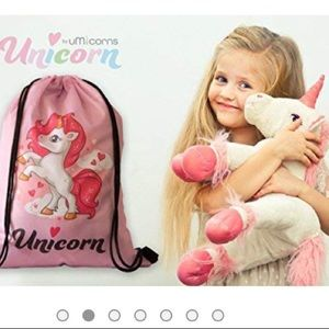 Other - 6 Unicorn drawing bags